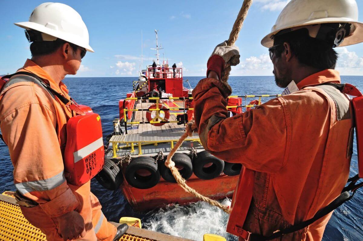 marlin navegação respeita o meio ambiente