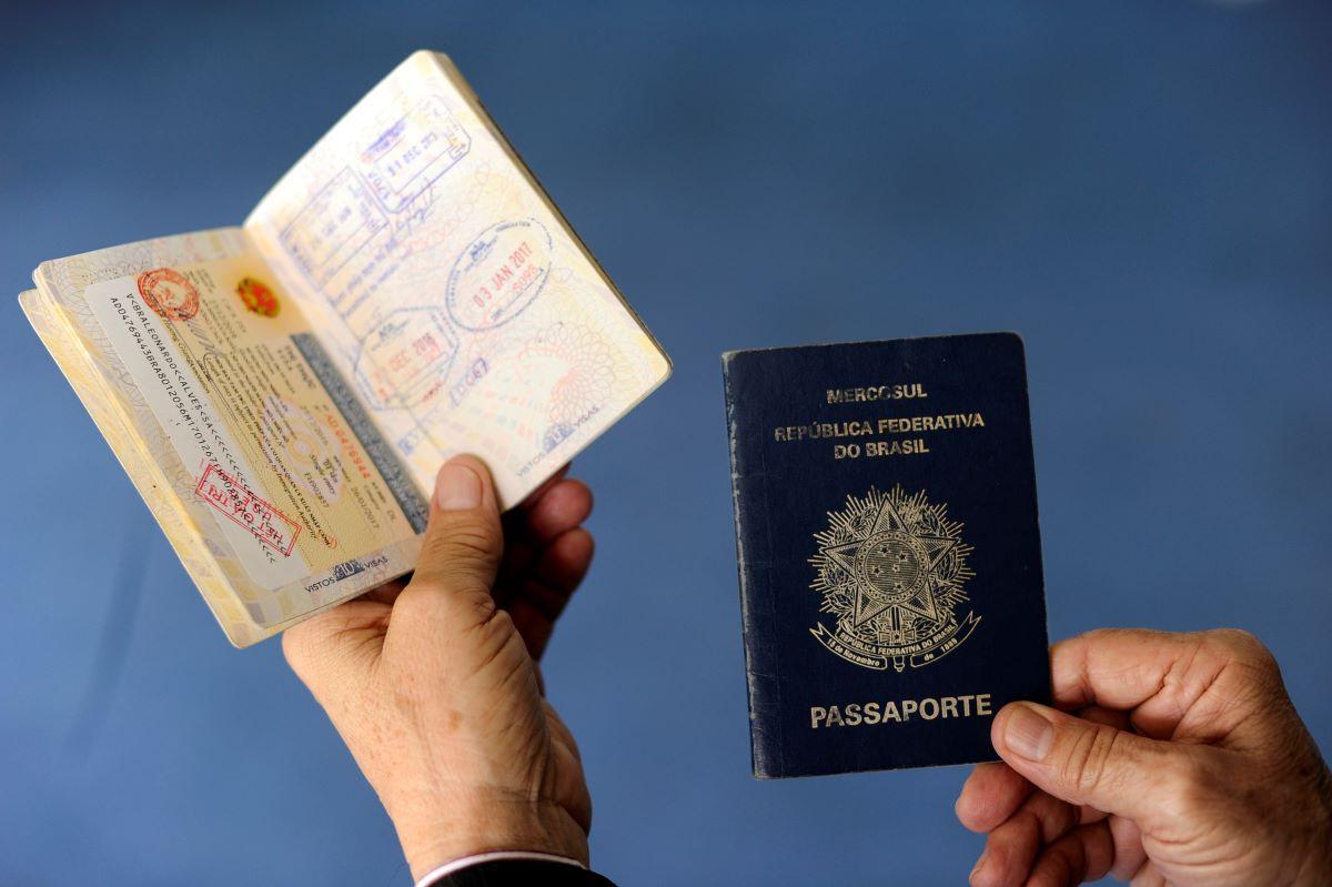 ministro quer isenção de vistos de brasileiros para eua