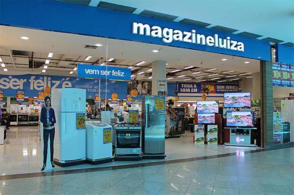 magazine luiza fortalece comércio no norte do país