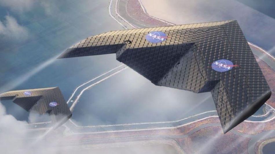 nova asa de avião pode influenciar viagens aéreas