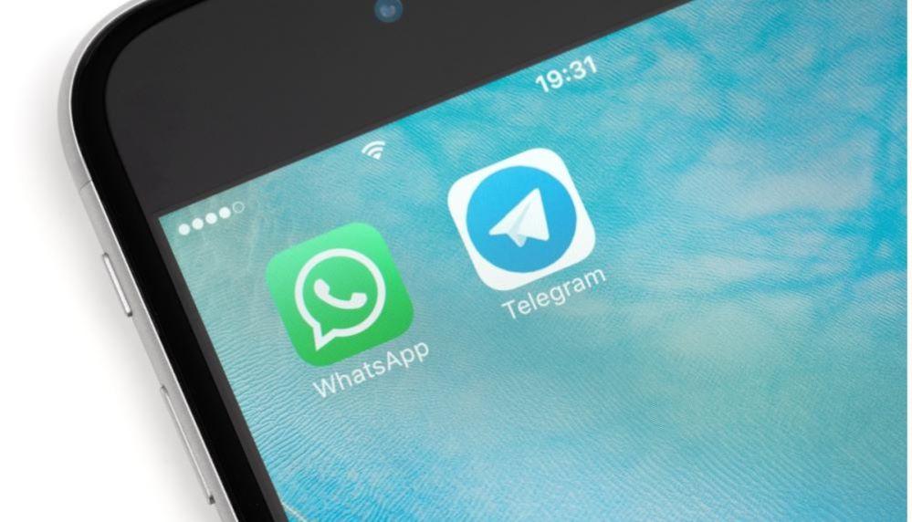 hackers conseguem acessar dados do telegram e whatsApp