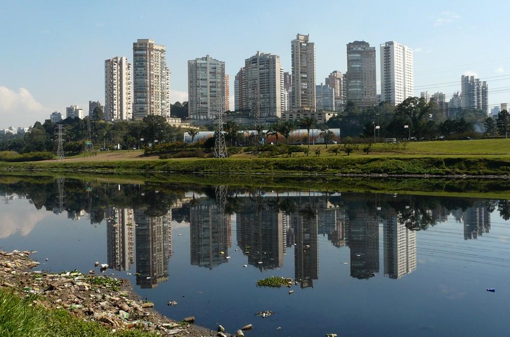 rio pinheiros pode ficar limpo com projeto de despoluição