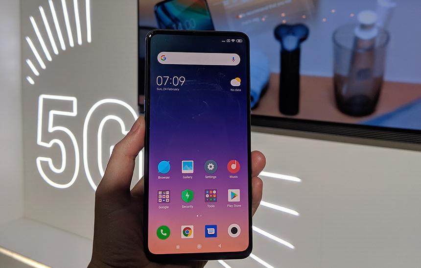 smartphones 5G servem apenas para status