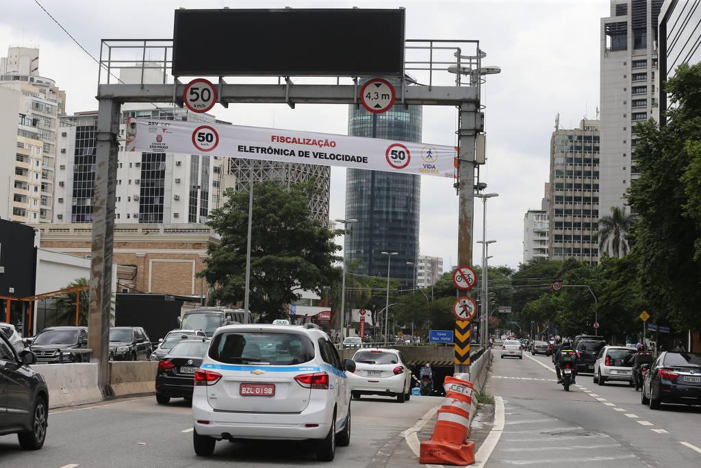 prefeitura de SP pretende instalar mais 270 radares nas ruas
