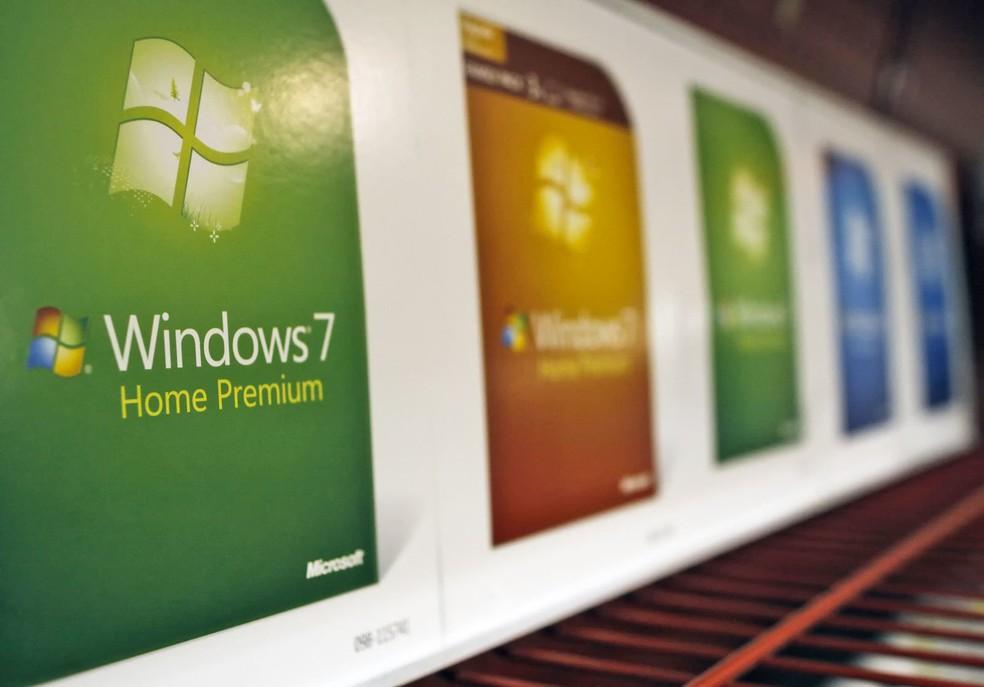 suporte ao windows 7 é suspenso pela microsoft