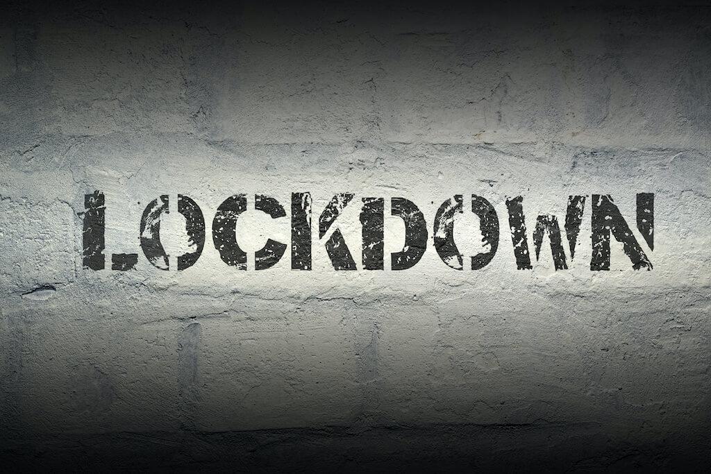 o que quer dizer lockdown e como pode ser instituído no país