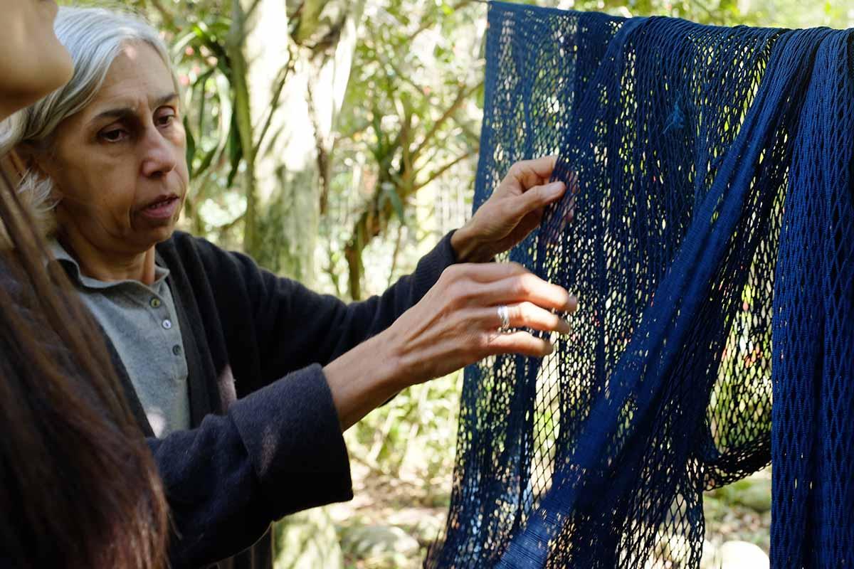 redes de pesca são transformadas em produtos ecológicos em sc