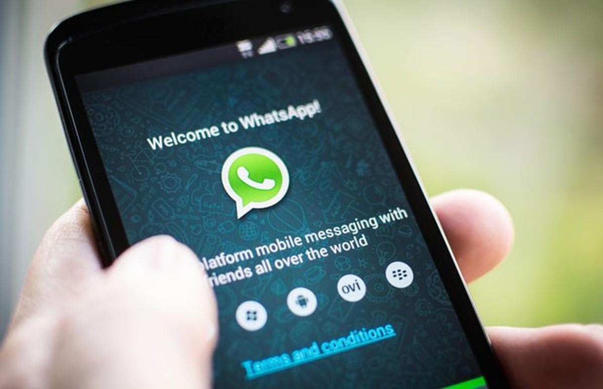função 'gerenciar armazenamento' é lançada pelo whatsapp