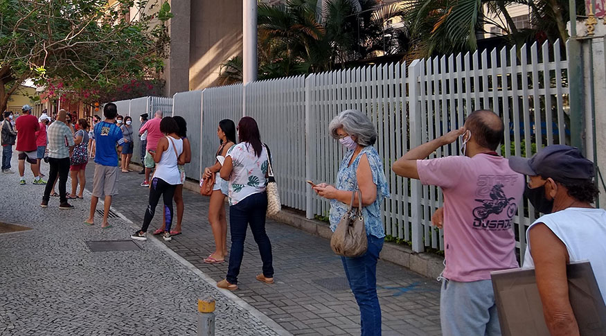 terceiro trimestre registra 14,1 milhões de desempregados no brasil