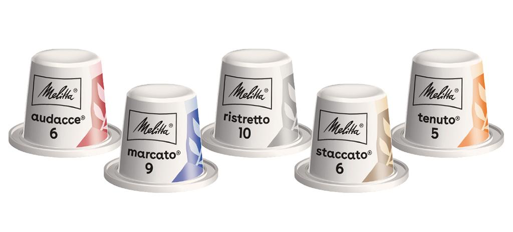 marca de café lança cápsulas biodegradáveis e compostáveis