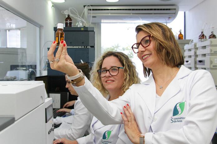 produção de cosméticos sustentáveis startup paulista cria método