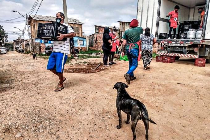 tecnologias agroalimentares ajudam a combater a fome no brasil