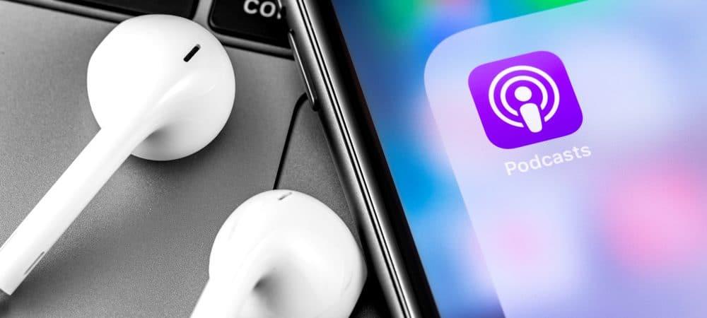 apple podcasts ajuda produtores de conteúdo com recurso de assinaturas