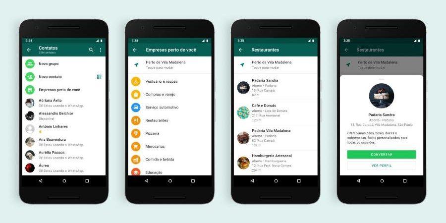 whatsapp-com-função-do-google-maps-ferramenta-está-em-fase-de-testes
